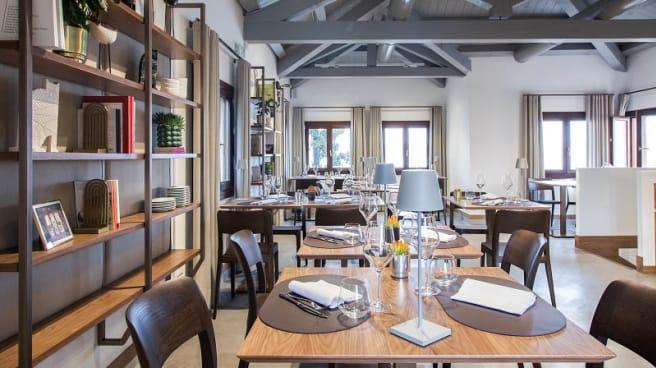 Vista sala - San Giorgio Café, Venezia