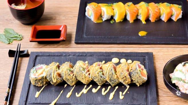 Suggestion de plat - Sushi CC, Paris