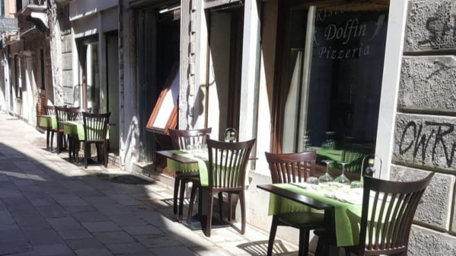 Entrata - Ristorante Pizzeria Dolfin, Venice