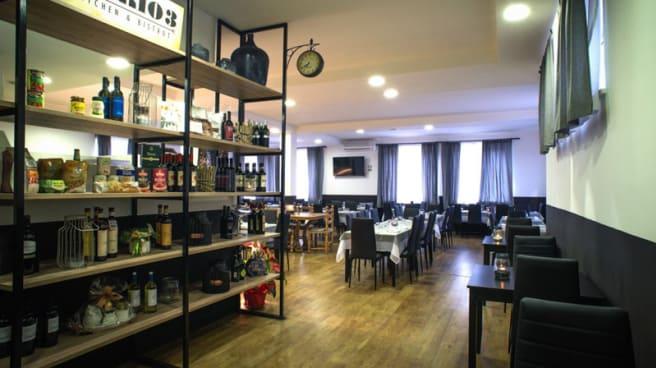 Interno - Binario3 Bio Kitchen, San Benedetto del Tronto