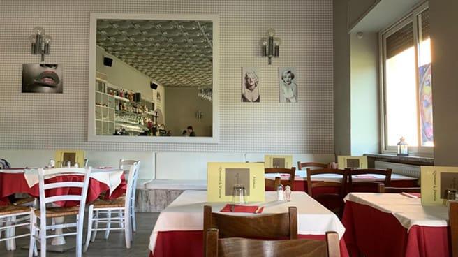Vista della sala - Ristorante & Pizzeria Rosemary, Erbusco