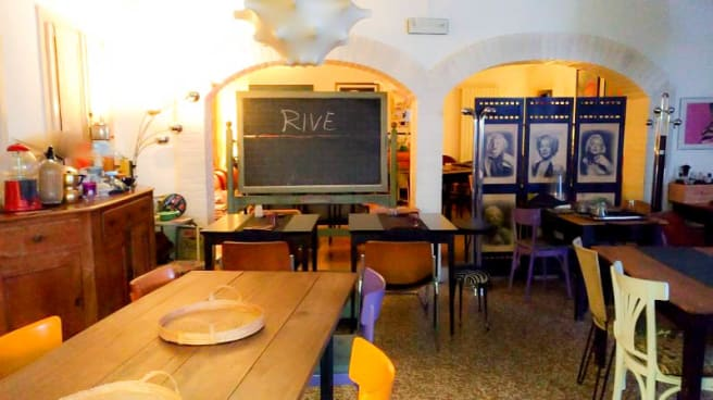 Veduta dell interno - Rive Jazz Club