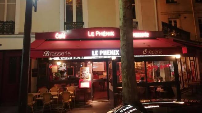 Le Phenix - Le Phenix, Paris