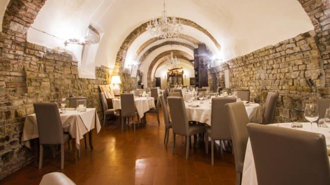 Vista sala - Lo Strettoio, Firenze