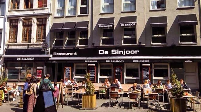 Gevel - De Sinjoor, Antwerp