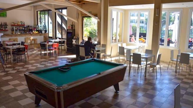Sala del restaurante - Real Club Padel Marbella, Marbella