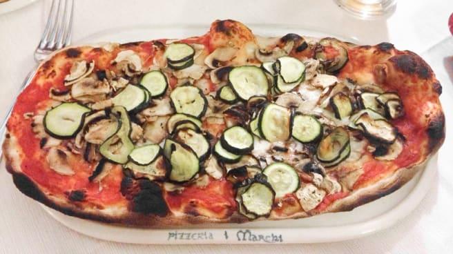 pizza - Pinsa del Grillo, Roma
