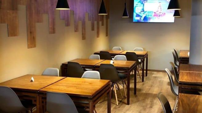 Vista do interior - Malandro Restaurante & Lounge, Lisbon