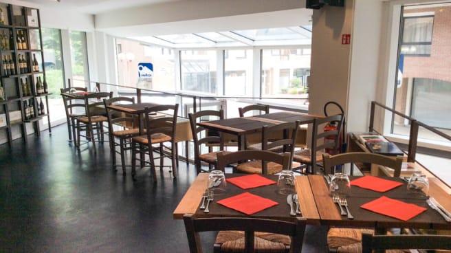 Salle - Iosono Wine Bar, Ixelles