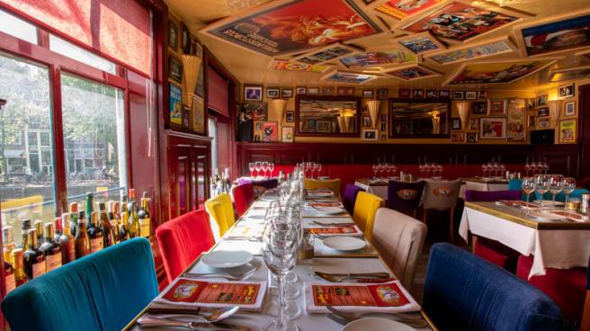 Restaurant - Casablanca Variété, Ámsterdam
