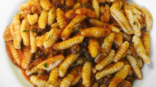 Suggerimento dello chef - Ristorante di Montagna Li Mulini