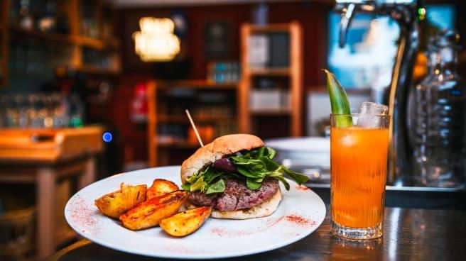 Tartare Burger - Spazio Astra, Foligno