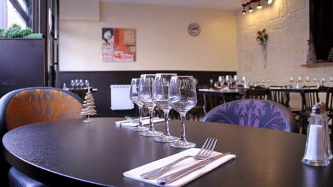 Table dressée - Carpe Diem, Meudon
