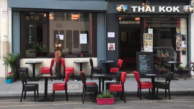 Terrasse - Thai Kok, Paris