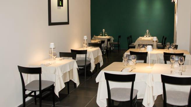 Vista sala - Casa del Conte pizza food wine