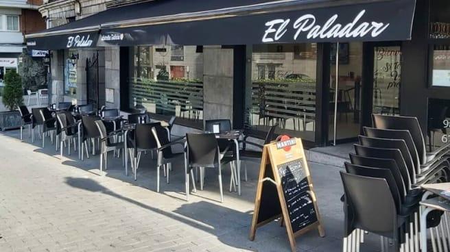 Vista de la sala - Gastrobar El Paladar, Oviedo