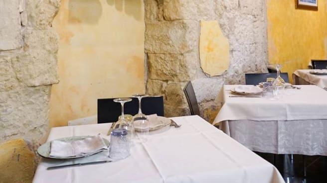 Vista sala - Su Cumbidu Specialità di Mare, Cagliari