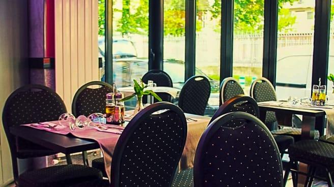 Salle du restaurant - Bistrot Italia, Paris