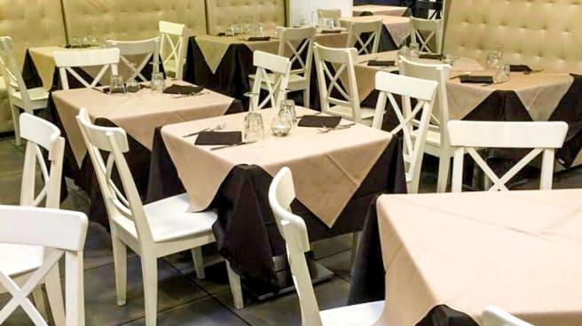 sala 2 - Il Razionale pizzeria, Rome
