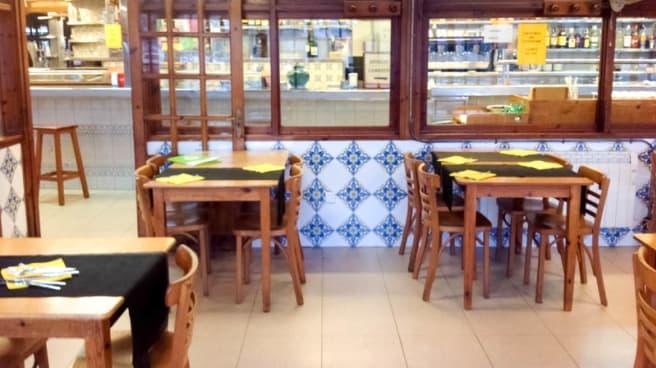 sala - Pizzeria La Pava, Gava