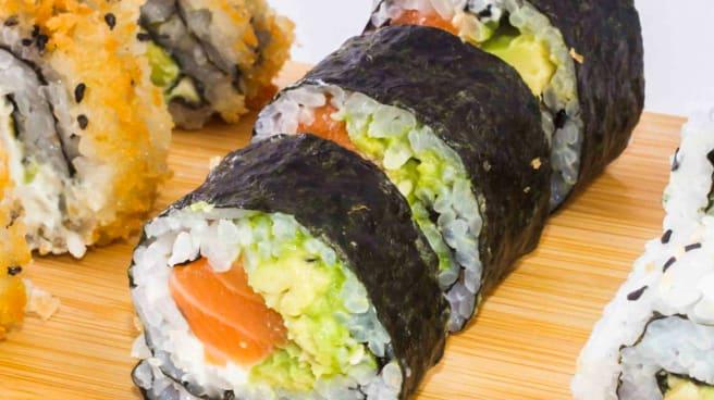 Plato - Arata Sushi Bar, CABA