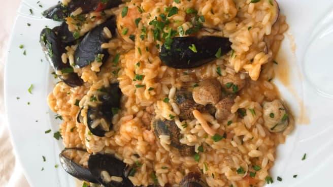 Suggerimento del piatto - Profumo di Mare