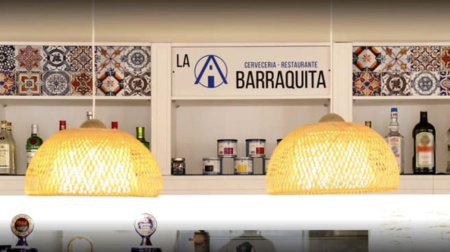 Detalle decoracion - La Barraquita, Valencia
