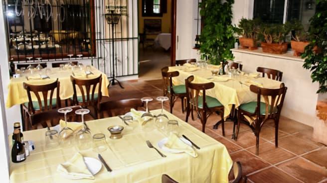 Vista sala - Lombardo's, San Roque