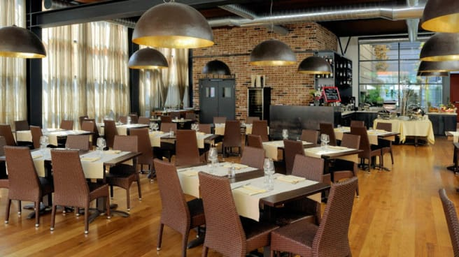 sala - San Giorgio Bistrot & Restaurant, Sesto San Giovanni