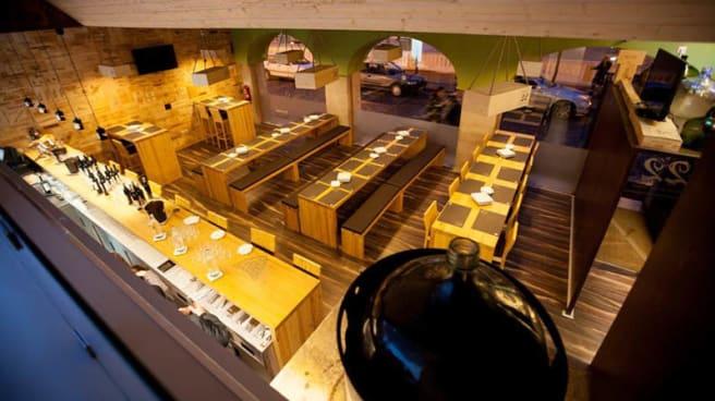 Vista da sala - Taberna 22, Torres Vedras