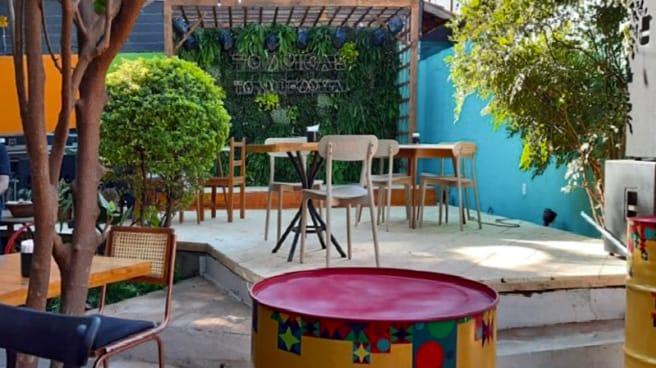 Esplanada - Cantina das Libélulas, Goiânia