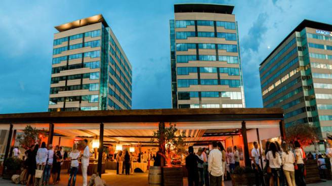 Brisa Terrace - Brisa Pool Bar & Lounge, Barcelona