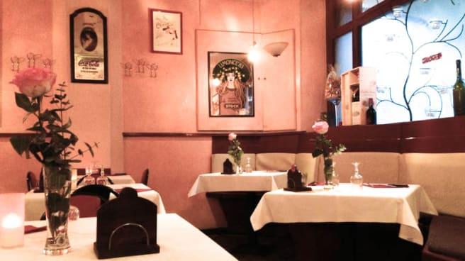 Vista sala - Ristorante Pizzeria David, Firenze