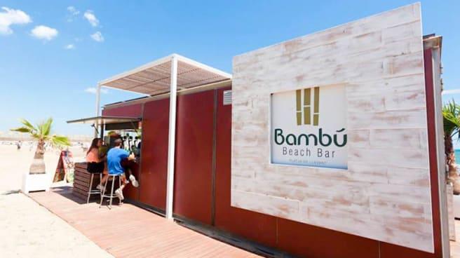 Vista exterior - Bambú, Barcelona