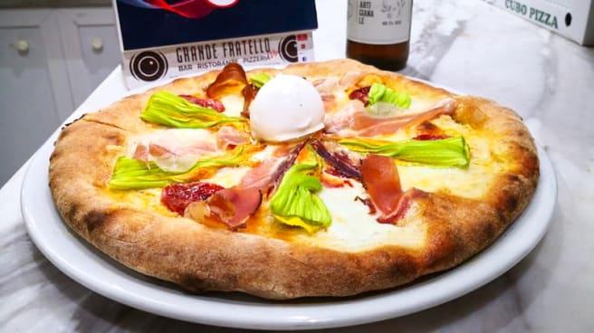 Piatto - Ristorante Pizzeria Grande Fratello VIP, Grottaglie