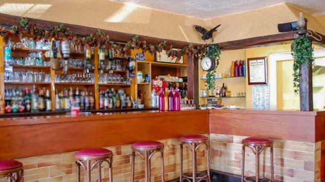 Bar - Le Petit Choucas, Samois-sur-Seine