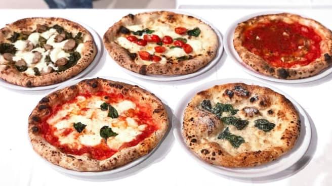 Pizza - Re di napoli, Paris