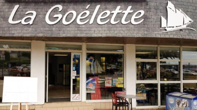Devanture - La Goélette, Perros-Guirec