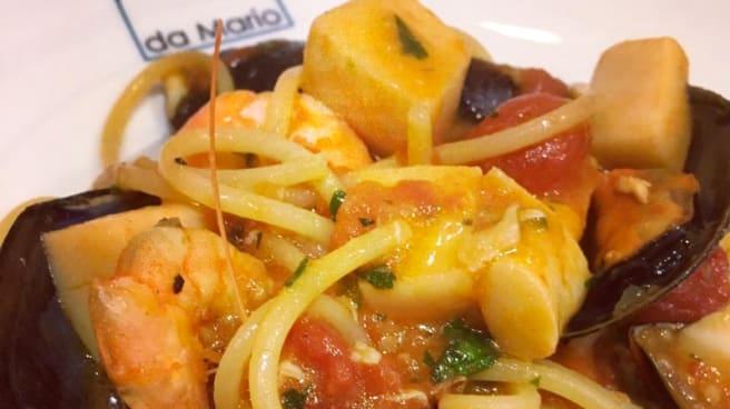 Piatto - Trattoria da Mario, Rapallo
