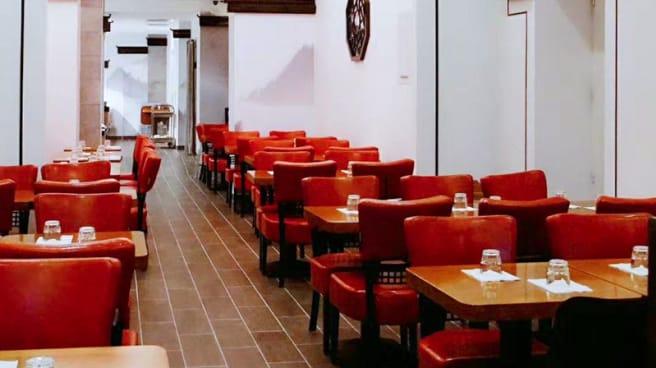 Salle du restaurant - Ju Yi, Lyon