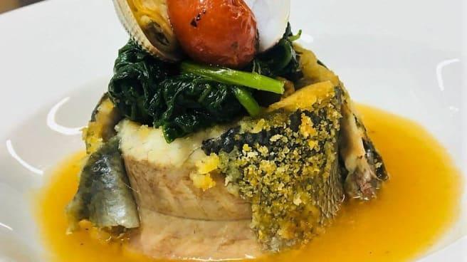 suggerimento dello chef - Ristorante Baia del Pescatore