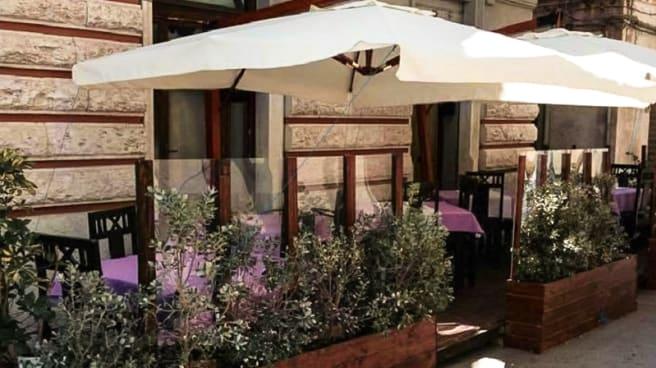 Esterno - Tavernetta di David, Trapani