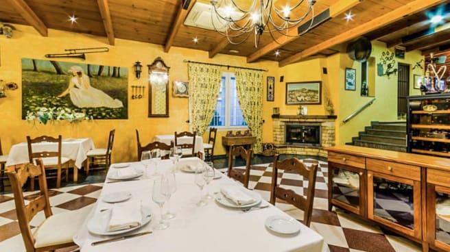 Vista de la sala - La Cocina de la Abuela María, Granada