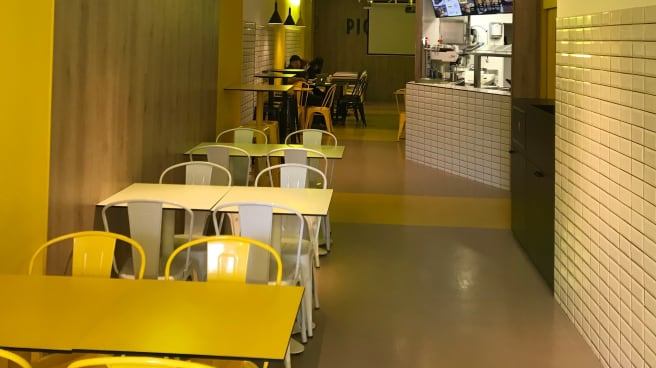 Sala - Picos Grill, L'Hospitalet de Llobregat