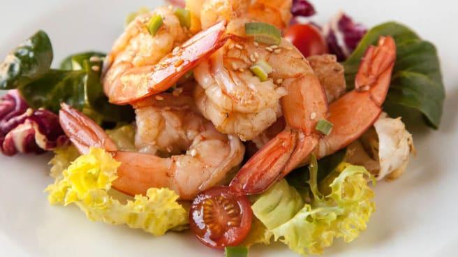 Crevettes à la sauce Yuxiang - Coffret de Saveurs, Bordeaux