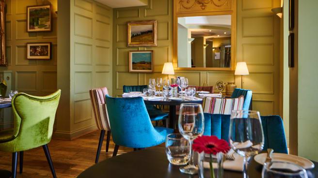 Restaurant - Samphire Restaurant at the County Hotel, Chelmsford