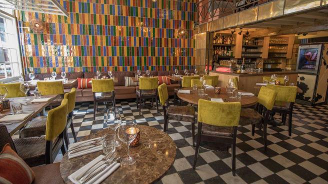 Het restaurant - Bistro Borage, Den Bosch