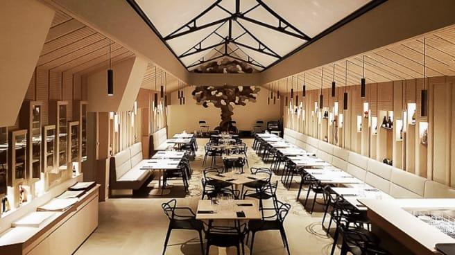 Sala del ristorante - Hangout Cafe, Roma