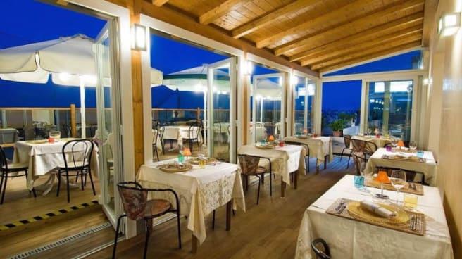 Vista sala - Brasserie sul Mare, Lido Di Savio