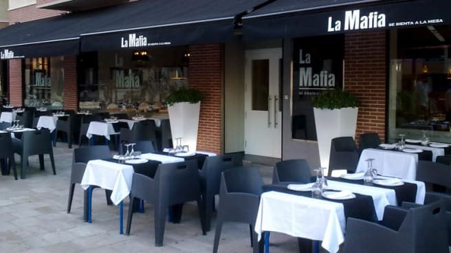 Vista sala - La Mafia se Sienta a la Mesa - Algeciras, Algeciras